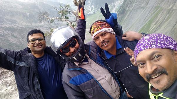 14 August 2018 Srinagar toKargil