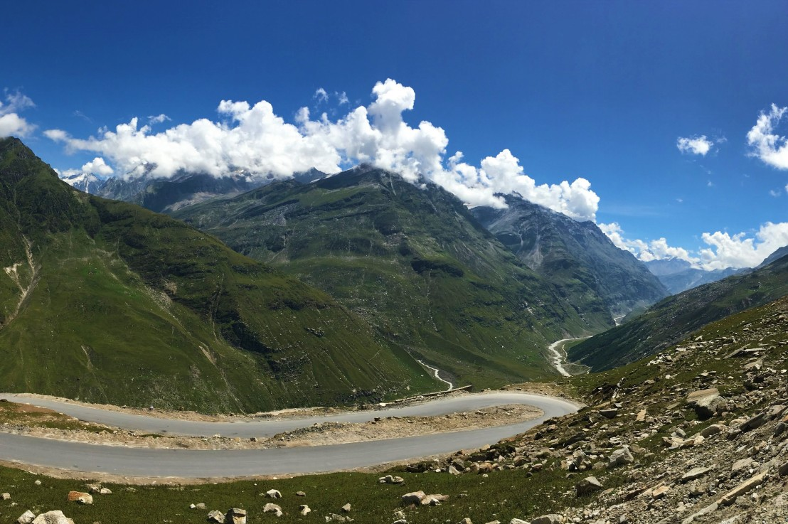 22 August 2018 The Challenge Of RohtangLa