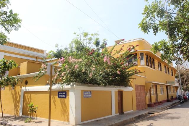 French Colony, Pondicherry