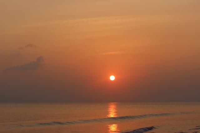 Sunset at Radhanagar Beach, Havelock Island