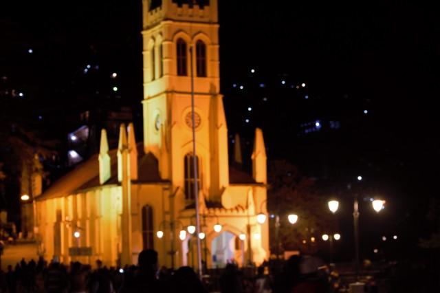 Christ Church, Shimla, Himachal Pradesh