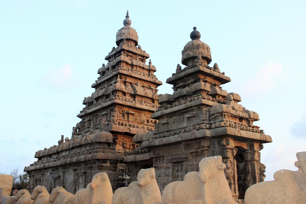 Mahabalipuram, Tamilnadu