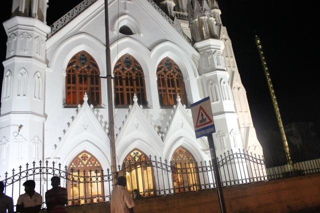 St. Thomas Cathedral Basilica, Santhome, Chennai