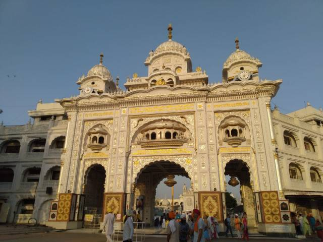 Huzur Sahib Gurudwara, Nanded, Maharashtra